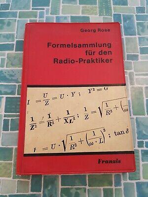 Rose-formel (Georg Rose Formelsammlung für den Radio-Praktiker 1965 B967)