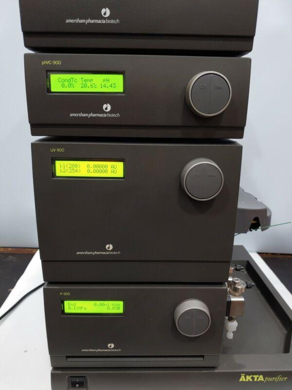Amersham Pharmacia Biotech AKTA Purifier P-900, UV-900, pH/C-900 Box-900