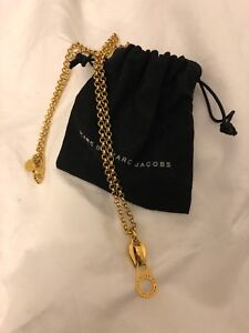 Marc by Marc Jacobs Zipper necklace