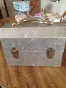 Old Metal made Lunch Box!