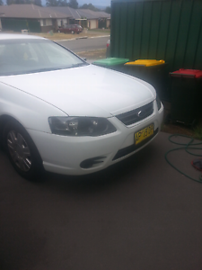 Ford falcon bf mkll Muswellbrook Muswellbrook Area Preview