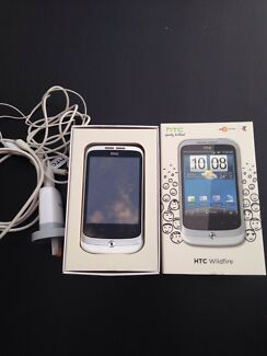 Htc mobile phone like new!!  Campbelltown Campbelltown Area Preview