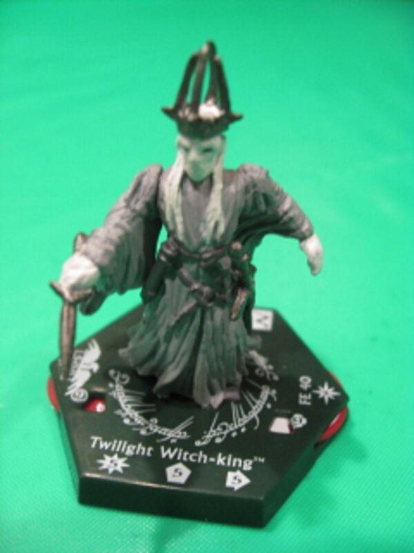 "LOTR TMG Combat Hex FE 040 Twilight Witch King ""ULTRA RARE"""