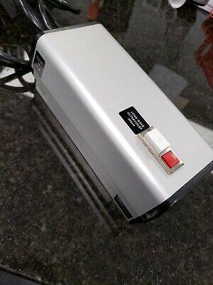 Spectroline Model Ea-140 Uv Black Light Long Wave Light Uv Curing Lamp Tested