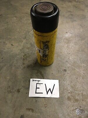 Enerpac Rc256 Hydraulic Cylinder 25 Ton 6 Stroke Made In Usa
