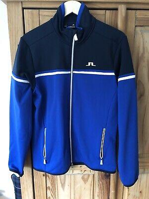 J. Lindeberg Zip Up Jacket