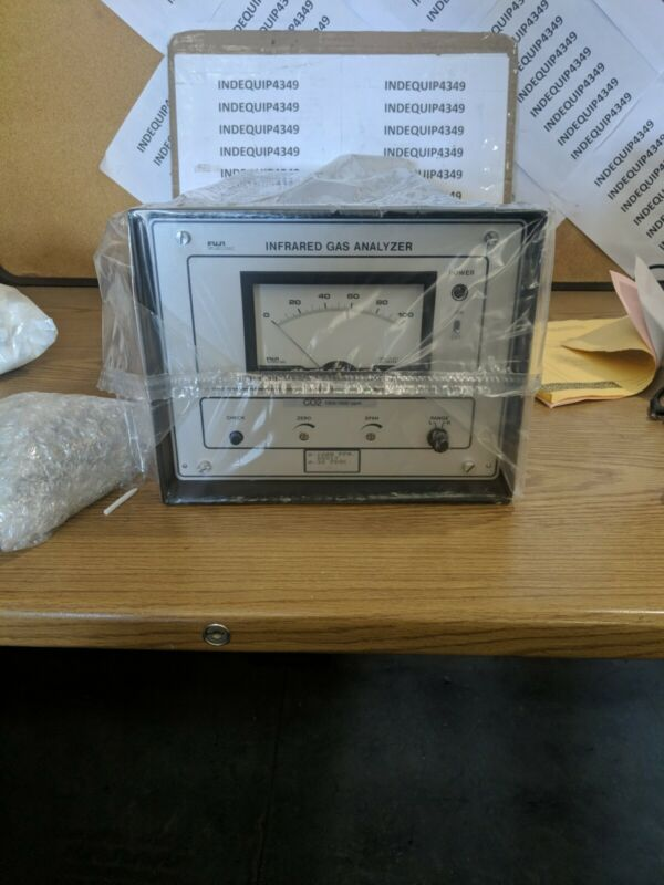 FUJI 3300  Infrared Gas Analyzer 1000 PPM NEW