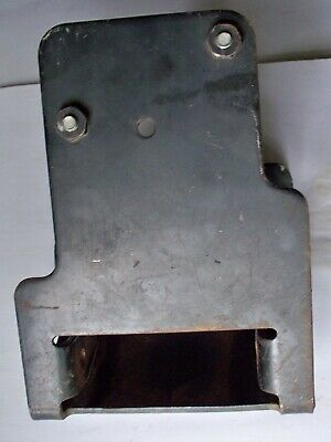 John Deere SX85 riding mower bracket for rear (Rear Bagger For John Deere Lawn Tractor)