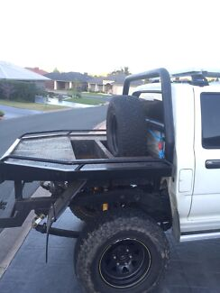 Hilux 4x4 comp tray North Albury Albury Area Preview