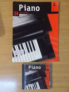 AMEB Piano Preliminary Series 14 Book & CD Artarmon Willoughby Area Preview