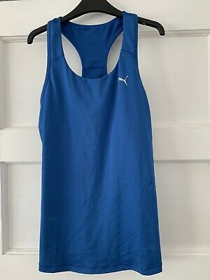 Puma Dry Cell Vest Top/Tank Running/Work Out /Gym  Size 16