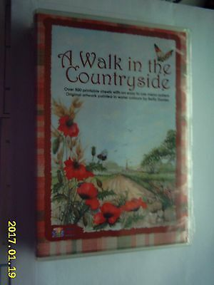 A WALK IN THE COUNTRYSIDE CD ROM