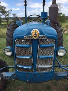 FORDSON SUPER MAJOR FOR SALE Stanthorpe Southern Downs Preview