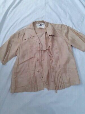 Kenzo vintage jacket made in France silk 70s