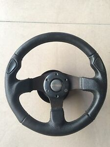 Momo steering wheel Cecil Hills Liverpool Area Preview