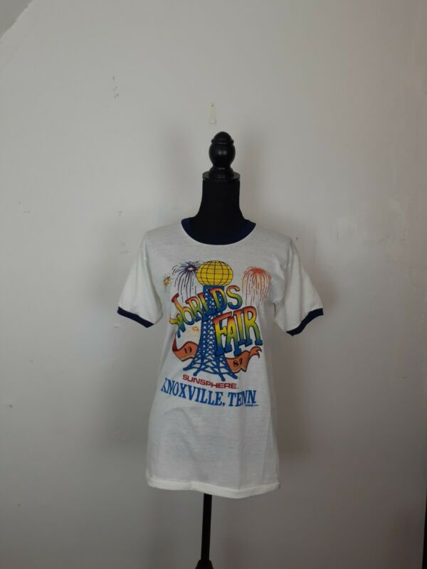 Vintage 1982 Knoxville World