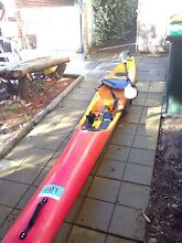 Kayak Ski Doubleview Stirling Area Preview