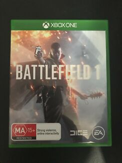 Battlefield 1 Xbox One Ferntree Gully Knox Area Preview
