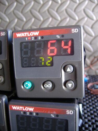 Watlow SD6C-HCUA-AARG 100-240 VAC