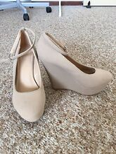 Nude wedges Kingsley Joondalup Area Preview