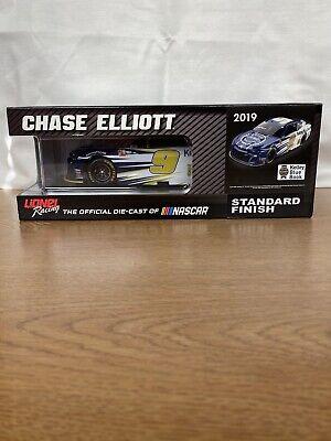 2019 Chase Elliott Kelley Blue Book Signed Auto 1:24 Diecast Car COA