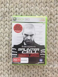 Splinter cell Xbox 360 game Merewether Newcastle Area Preview
