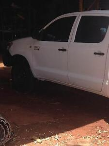 2008 Toyota Hilux Ute Toodyay Toodyay Area Preview