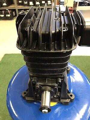 Air Compressor Pump 2 Cylinder Single Stage 2hp 7.1scfm
