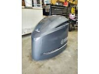 YAMAHA OUTBOARD F350 MOTOR COWLING COVER clean