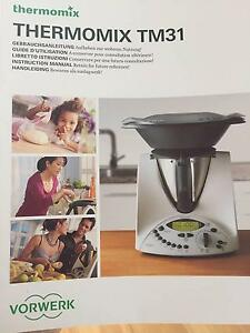 FOR SALE THERMOMIX TM31 GREAT CONDITION Charlestown Lake Macquarie Area Preview