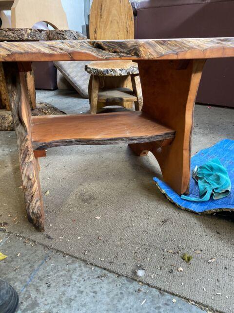 Huon pine coffee table   Coffee Tables   Gumtree Australia ...
