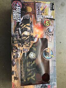 Toy soldier set. McKellar Belconnen Area Preview