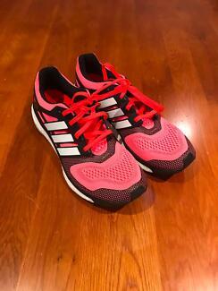 Adidas Energy Boost US 11.5 UK 11 Solar Red