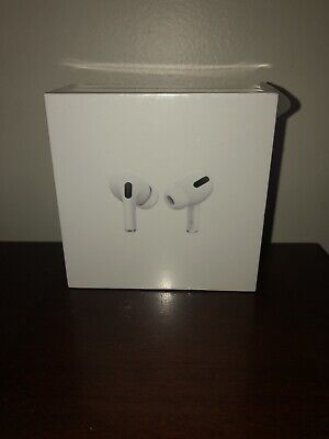 Apple AirPods Pro White Headsets (Sealed) - MWP22AM/A