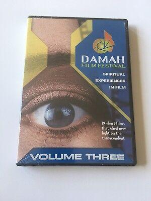 Damah Film Festival Dvd Volume 3 Three   19 Short Films