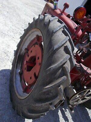 1 12.4 X 38 Tractor Bf Goodrich Tire 55 Long Bar Tread Ih H Sh M Sm Jd B A Rim