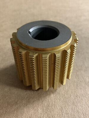 Gear Hob Cutter M0.3 PA20° Precision Сlass AA T1 HSS USSR