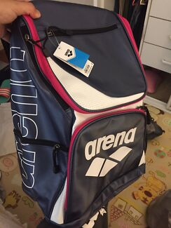 Japanese Arena Competitor Swimming Backpack