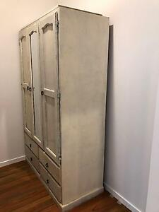 3 door robe, timber-excellent condition Brighton Brisbane North East Preview