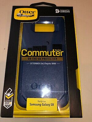 OtterBox Commuter Series Case for Samsung Galaxy S8  - Navy