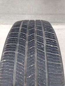 1 - 225/60/17 Michelin Defender XT - very good