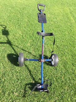 Foldable GOLF TROLLEY  Herdsman Stirling Area Preview