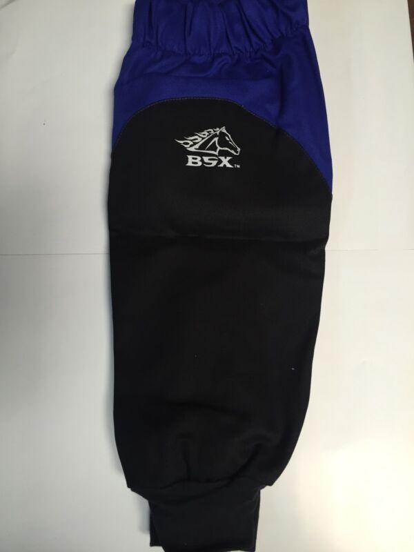 Black Stallion  BX9-19s-RB FR Cotton Welding Sleeves
