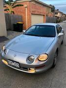 Toyota celica SX-R  with roadworthy and 7 month rego 196,000 km Dandenong Greater Dandenong Preview