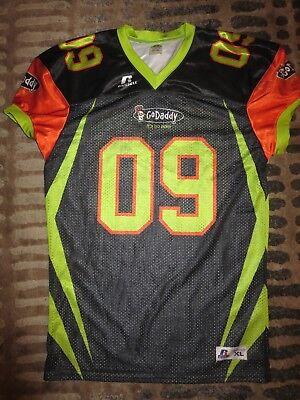 Godaddy Internet Domain Register Bob Parsons Team Football Jersey Xl