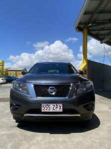 2014 Nissan Pathfinder St (4x2) Continuous Variable 4d Wagon