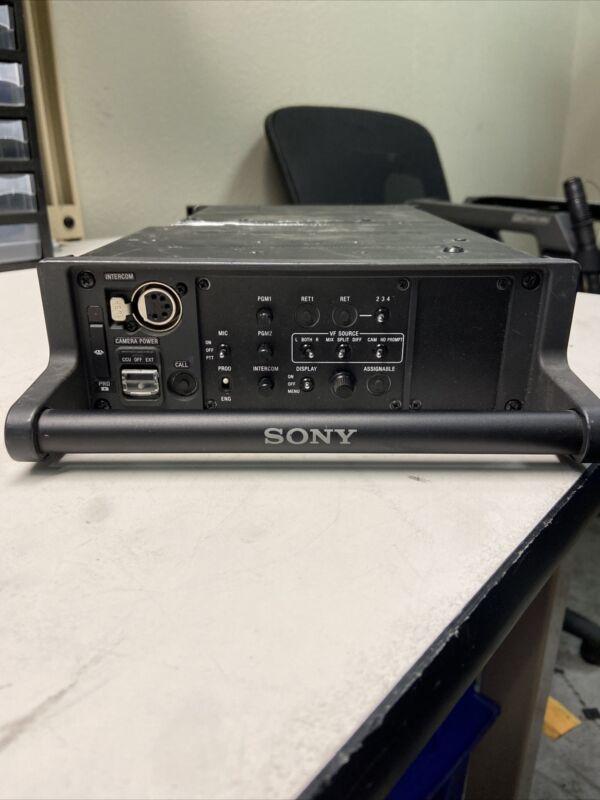 sony HDFA-200 HD fibre-optic transmission adaptor (N1)