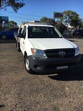 Toyota hilux LOG BOOKS 142000ks leather interior A1 condition Fairfield Heights Fairfield Area Preview