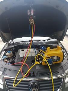 Air conditioning Regas - Mobile service
