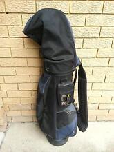 Golf clubs and bag - right handed Ashfield Ashfield Area Preview